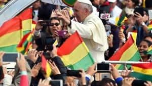 Papa en Bolivia