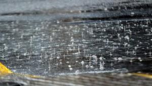 Lluvias afectaron a la Capital