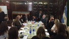 Ortíz respondió ante la falta de vacunas contra la gripe en el Senado bonaerense