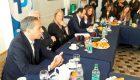 Cierre de campaña del Frente 1País en La Plata