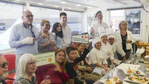 Promocion consumo de pescado  Fotos: Augusto Famulari