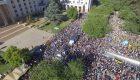 Miles de manifestantes rechazaron la modificación de la Ley 7722