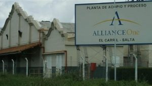 Alliance One El Carril- Salta