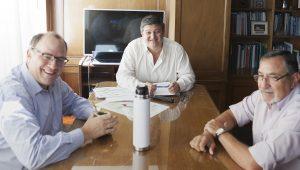 Autoridades salientes de Senasa con nuevo Presidente