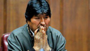 Evo Morales foto CNN